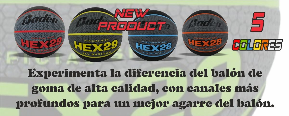 NEW HEX BALL